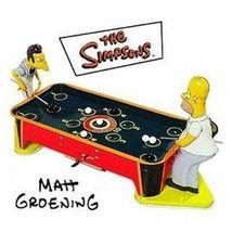 The Simpsons Pool Game Moe's Tavern - $199.99