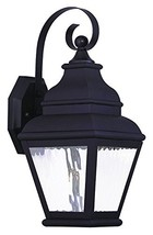 Livex Lighting 20261-07 Exeter Light Outdoor Wall Lantern, Bronze - $999.99