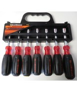 Gearwrench 82765 7 Piece Sae Hollow Shaft Cushion Grip Nut Driver Set - $29.70