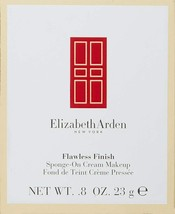 Elizabeth Arden Flawless Finish Sponge On Cream Makeup DEEP AMBER #58 NI... - $7.96