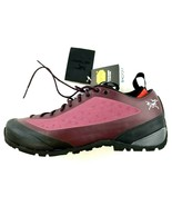 new Arc'teryx Acrux women shoes Gore-Tex Megagrip Vibram burgundy 9 MSRP - $105.28