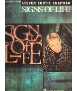 Signs of Life by Steven Curtis Chapman 0793570409 For Piano Vocal Guitar - $7.00