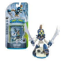 New Skylanders Swap Force Series 3 Figure Twin Blade Chop Chop Skylander Rare - $29.99
