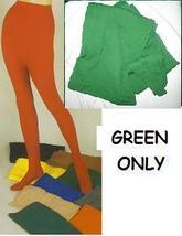 GREEN MEN'S MEDIUM PROFESSIONAL TIGHTS - $27.00