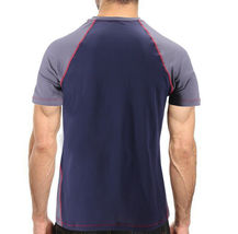 Men's Cool Quick-Dry Gym Workout Sport Running Breathable Performance T-shirt image 14