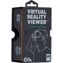 OEM NEW Case-Mate Virtual Reality Google Cardboard 3D Viewer V2.0 VR - U... - $14.84