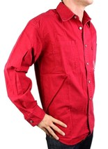 NEW LEVI'S MEN'S COTTON CLASSIC LONG SLEEVE DENIM BUTTON UP DRESS SHIRT-81060 image 2