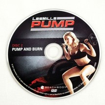 Les Mills Pump Replacement DVD #2 Pump and Burn Disc Two Only Fitness Wo... - $22.24