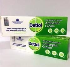 20 x Dettol Antiseptic Cream Moisturising Formula 30g With DHL Express S... - $179.90