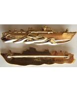 WWII PT Boat Badge/ Wing – Sterling w Gold  Vosper  - $75.00