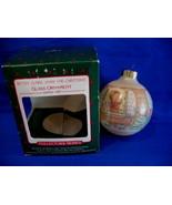 Hallmark Christmas Ornament Betsey Clark 1987 Glass - $9.99