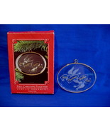 Hallmark Ornament First Christmas Together Doves 1985 - $14.99