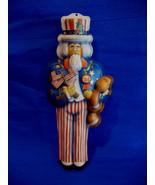 Hallmark Christmas Ornament Uncle Sam Patriotic 1984 - $7.99
