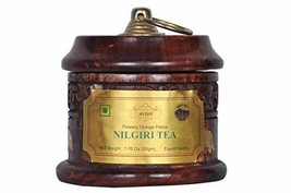 Nilgiri Tea 1.76 Oz 25 Cups, 100% Premium Natural Loose Tea Leaves, Top ... - $19.61