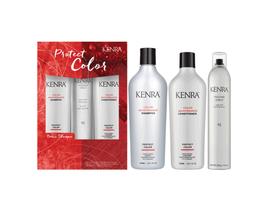 Kenra Protect Color Maintenance + Volume Spray 25 55% Trio
