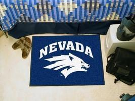 NCAA -  Nevada Starter Rug 19 inch x30 inch   - $34.99