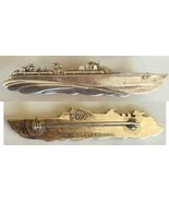 WWII PT Elco Boat Badge Wing Sterling Enlisted  - $60.00