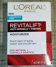 Loreal Revitalift Anti-Wrinkle & Firming Moisturizer 1.7 oz Fragrance Free - $16.99