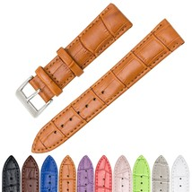 CIVO Genuine Leather Watch Bands Top Calf Grain Leather Watch Strap 16mm 18mm 20 - $24.54