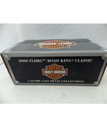 Harley-Davidson - 2000 FLHRC Road King Classic motorcycle model, 1:18 sc... - $12.38