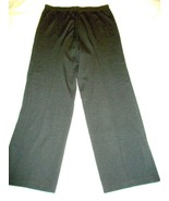 COLETTE MORDO SLATE BLACK PANTS XL EXTRA LARGE - $12.99