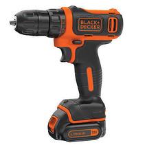 Cordless Drill/Driver, 12-Volt, Lithium-Ion - $71.27