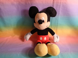 "Disney Mickey Mouse Plush 9"" - as is - cut tags - $5.20"