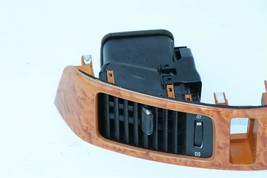 03-07 Lexus GX470 Dash Air Heater A/C Vent Grill Trim Panel Passenger Right RH image 2