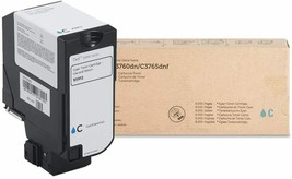 Dell R59F2 Cyan Standard Yield Toner Cartridge, For S5840 - $205.99