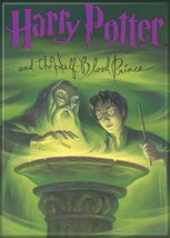 Harry Potter and the Half-Blood Prince Book Cover Refrigerator Magnet NE... - $3.99