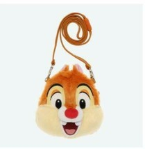 Disney Doll Stuffed Toy Coin Case  Chip and Dale Chip & Dale Tokyo Disne... - $69.68