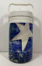 Igloo Sport Beverage Cooler 1/2 Gallon Texas Pride Design Made in the USA - $16.00