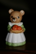 Homco Halloween Mama Bear RETIRED Home Interiors 5209 - $3.99