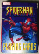 Pack of Spiderman Playing Cards Marvel Green Goblin Black Cat Kraven the Hunter - $4.94