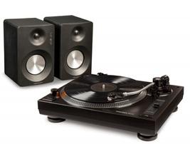 Crosley K200 K-Series Turntable System K200A-BK - $419.95