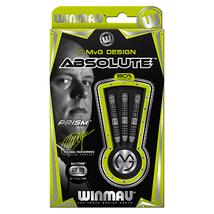 Winmau MvG Design Absolute 23g Steel Tip Darts - $99.99