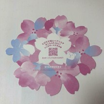 Starbucks Sakura 2021 Japan Coaster Spring Only Not for sale - $4.95
