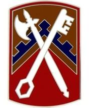 US Army 16th Sustainment Brigade Combat Service Badge  (2 inch) - $14.84
