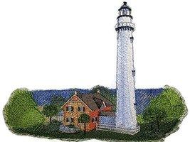 """Captain I See The Light"" Custom and Unique Lighthouse[St. Simon Island ... - $21.77"