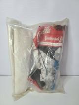 Bucilla Needlework Kit Ready To Embroider Set of 4 Napkins Complete Embr... - $15.99