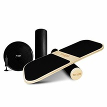 Yes4All 3-in-1 Multifunctional Balance Board/Balance Board Trainer/Simpl... - £121.28 GBP