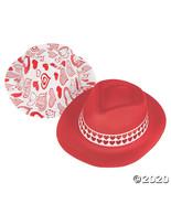 Kid's Valentine Fedora Hats - $15.25