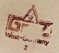 West-German Stein AB 553 Vintage image 3