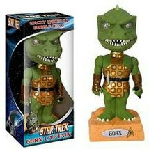 Star Trek Gorn Captain Wacky Wobbler Bobblehead by FUNKO NIB New in Box - $89.09