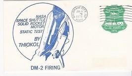 DM-2 FIRING BY THIOKOL BRIGHAM CITY, UT JANUARY 18, 1978 - $1.98