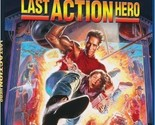 Last Action Hero Blu-ray Disc Arnold Schwarzenegger Movie