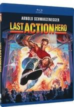 Last Action Hero Blu-ray Disc Arnold Schwarzenegger Movie - $12.88