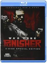 Punisher: War Zone (2009, Blu-ray)