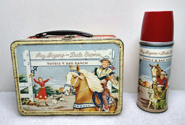 Vintage Roy Rogers and Dale Evans, Bullet, Trigger Double R Bar Ranch Lu... - $99.99