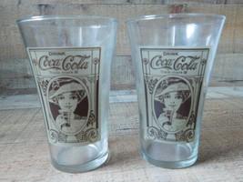 Set mit 2 The Archives The Coca Cola Company 473ml Gläser - $10.41